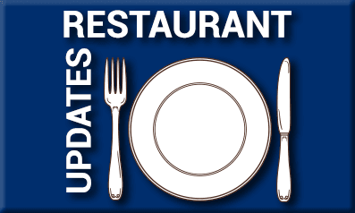 Restaurants-Update Opens in new window