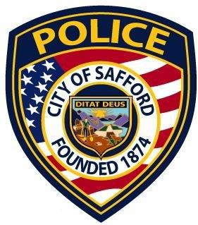 Safford Arizona PD Patch