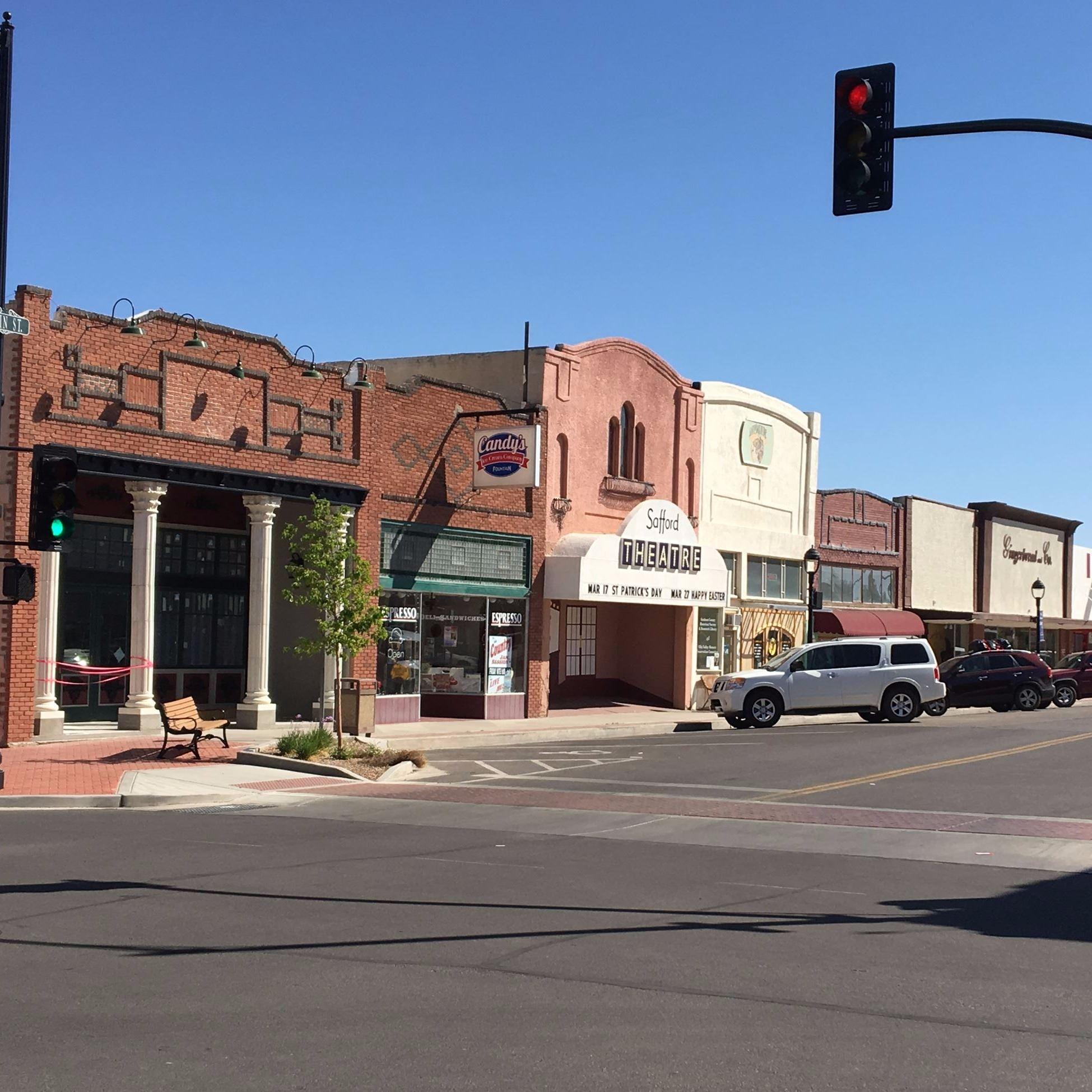 Sun City West Az >> Safford, AZ - Official Website | Official Website